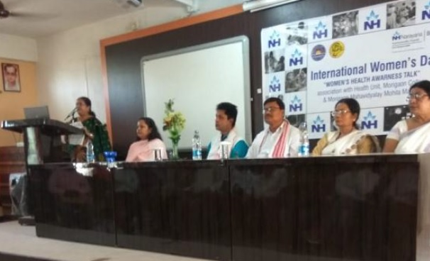 Awareness programme on Women Mental Health and Diseases