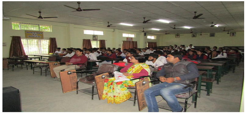 Report on In campus Placement2
