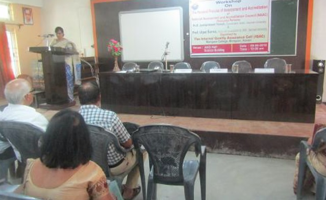State Level Debate Competetion on NRC