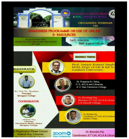 webinar mgcoll